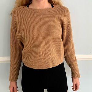 Tan Sweater 🍂